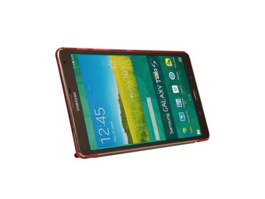 """Чехол IT BAGGAGE для планшета Samsung Galaxy Tab S 8.4"""" искусственная кожа красный ITSSGTS841-3"""