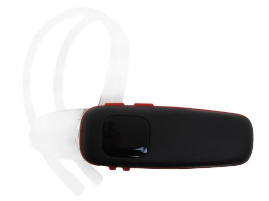 Bluetooth-гарнитура Plantronics M75 красный черный