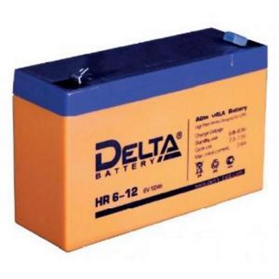Батарея Delta HR 6-12 12Ач 6Bт
