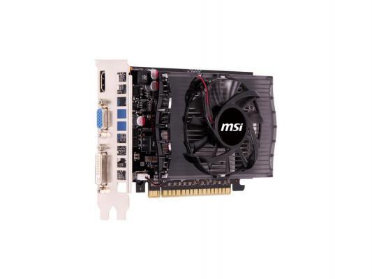 Видеокарта MSI GeForce GT 730 N730-4GD3 PCI-E 4096Mb 128 Bit Retail (912-V809-1200) цена и фото