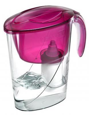 Фильтр для воды Барьер ЭКО кувшин пурпурный