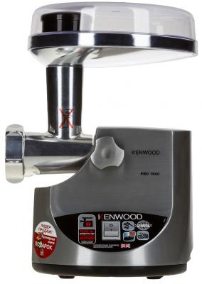 Электромясорубка Kenwood MG515 450 Вт серебристый