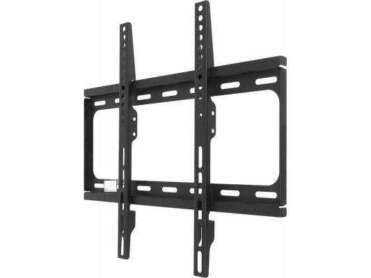 Кронштейн HAMA H-118668 XL черный для ЖК ТВ 23-65 настенный VESA 400x400 max 30 кг hama hama h 118668