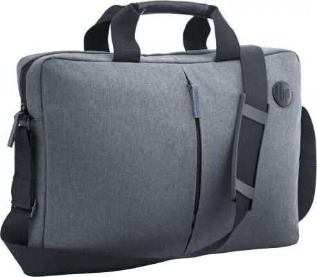 Сумка для ноутбука 15.6 HP K0B38AA серый