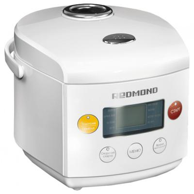 Мультиварка Redmond RMC-02 400Вт 1.6л белый