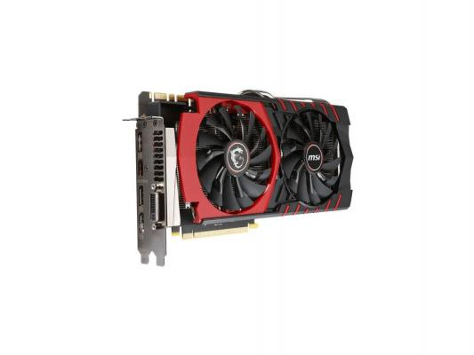 Видеокарта 4096Mb MSI GeForce GTX980 GAMING 4G PCI-E 256bit GDDR5 DVI HDMI HDCP GTX980 GAMING 4G Retail