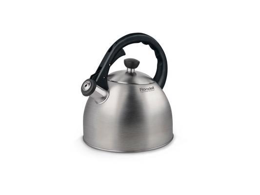 Чайник Rondell RDS-494 3 л нержавеющая сталь серебристый