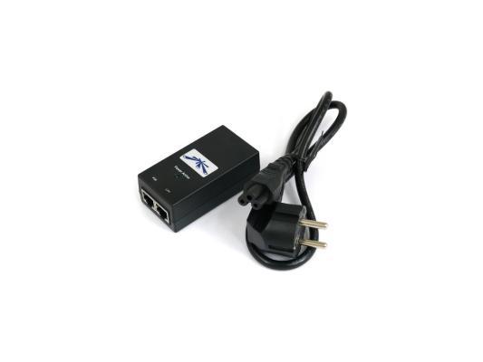 Адаптер PoE Ubiquiti 24V 0.5A POE-24-12W-G(EU) 1pcs mini displayport display port dp to vga adapter cable for apple for macbook air pro imac mac mini adapter cable white