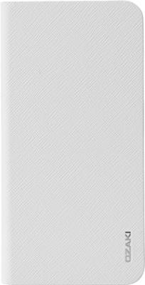 Чехол-книжка Ozaki O!coat 0.4+Folio для iPhone 6 Plus белый OC581WH цена и фото