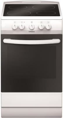 Электрическая плита Hansa FCCW53040 белый