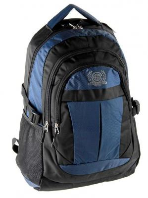Рюкзак для ноутбука 15.6 Continent BP-001  полиэстер Blue