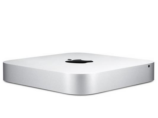 Неттоп Apple Mac Mini MGEN2RU/A i5 2.6GHz 8GB 1Tb Iris Graphics  Bluetooth Wi-Fi