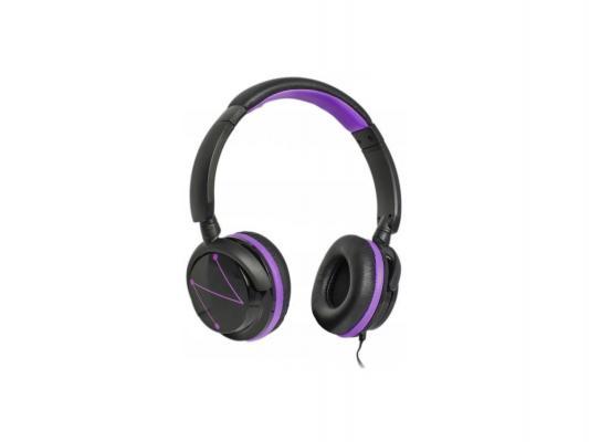 Гарнитура Defender Esprit-057 черно-фиолетовый 63058