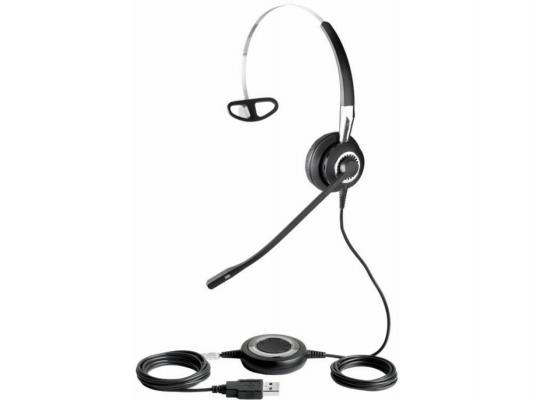 Купить Гарнитура Jabra BIZ 2400 Mono 3-in-1 USB NC WB Bluetooth 2496-829-104