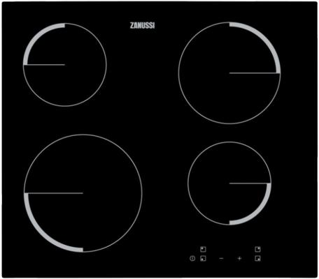 Варочная панель электрическая Zanussi ZEV56240FA черный 3 colors 10pcs lot lcd display touch screen digitizer assembly for samsung galaxy s5 active g870 g870a