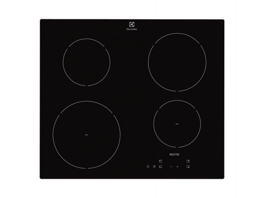 Варочная панель электрическая Electrolux EHH56240IK черный electrolux ehf6547fok электрическая варочная панель