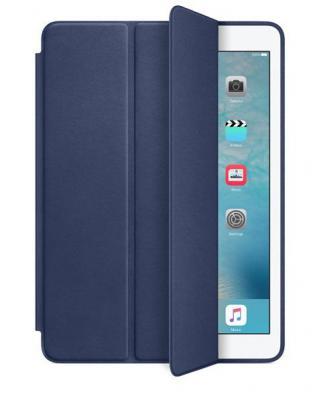 Чехол Apple Smart Case для iPad Air 2 синий MGTT2ZM/A