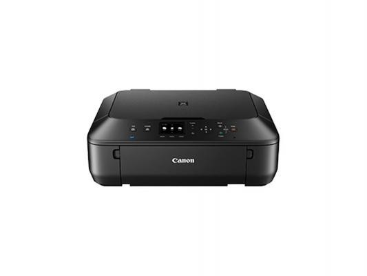 МФУ Canon PIXMA MG5640 цветное A4 12ppm 4800x1200 Duplex сканер/копир Wi-Fi USB черный 9487B007