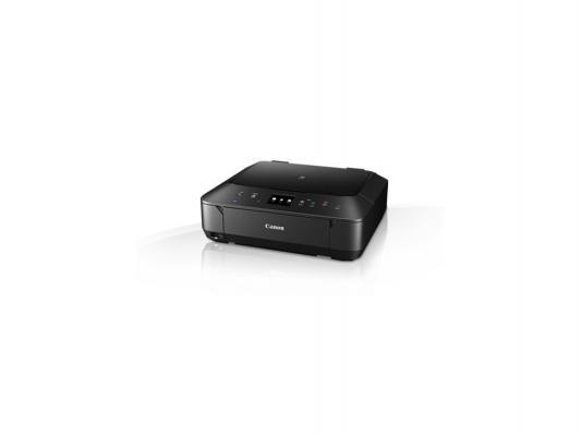 МФУ Canon PIXMA MG6640 цветное A4 15ppm 4800x1200 Duplex сканер/копир Wi-Fi USB 9539B007