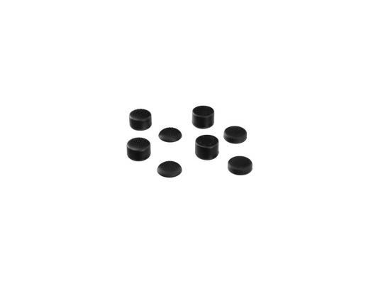 Накладки для кнопок Hama H-115406 для PSP4 черный