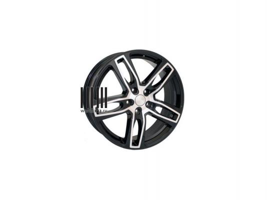 Диск Скад Женева 7x18 5x112 ET43 Алмаз nz wheels f 31 7x17 5x112 d66 6 et43 bkf