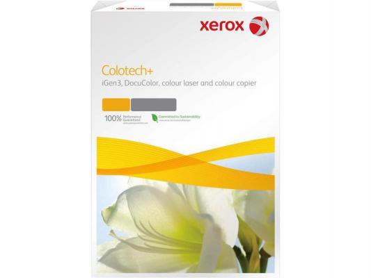 Бумага Xerox Colotech Plus A3 250г/м2 250л 003R98976 бумага для принтера xerox colotech plus gloss coated 250г a3 250 л 003r90349