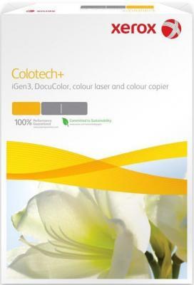 Бумага Xerox Colotech Plus Gloss Coated A4 210г/м2 250л глянцевая 003R90345 бумага для принтера xerox colotech plus gloss coated 250г a3 250 л 003r90349