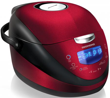 Мультиварка Redmond RMC-M150 860Вт 5л красный