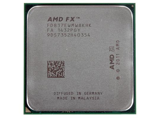 Процессор AMD FX-8370-E 3.3GHz 8Mb FD837EWMW8KHK Socket AM3+ OEM процессор amd fx x8 8320e fd832ewmhkbox 3 2ghz socket am3 box