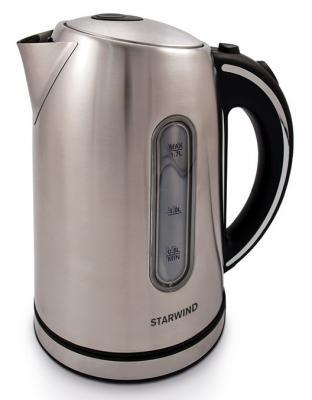Чайник StarWind SKS4210 2200 Вт 1.7 л металл серебристый