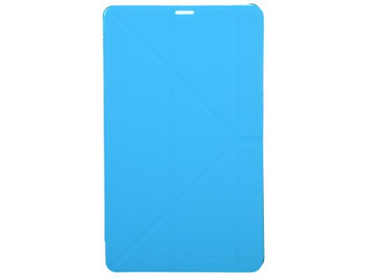 Чехол IT BAGGAGE для планшета Samsung Galaxy Tab S 8.4 искусственная кожа синий ITSSGTS841-4 чехол для планшета samsung flat screen protector p7500 p7510 p5100 p5110 n8000 n8010