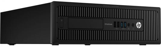 Системный блок HP EliteDesk 705 G1 MT A10-6800B 4.1GHz 4Gb 500Gb DVD-RW Win8.1Pro Win7Pro клавиатура мышь J4V10EA