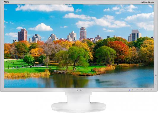 Монитор 22 NEC EA223WM проектор nec um301w um301wg wm um301wg wk