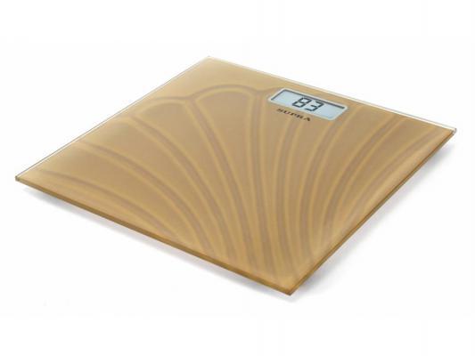 Весы напольные Supra BSS-2065 золотистый