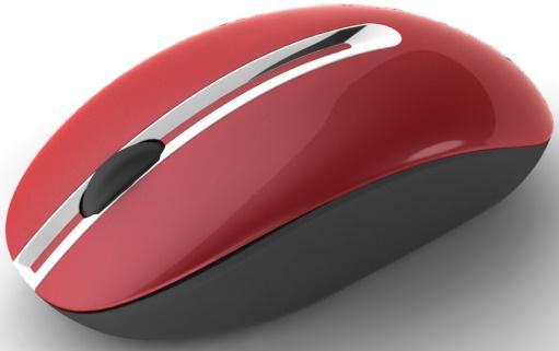 Мышь беспроводная Lenovo N3903 Cherry Red красный USB
