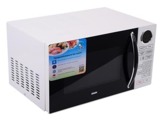 СВЧ BBK 23MWS-916S/BW 900 Вт чёрный белый