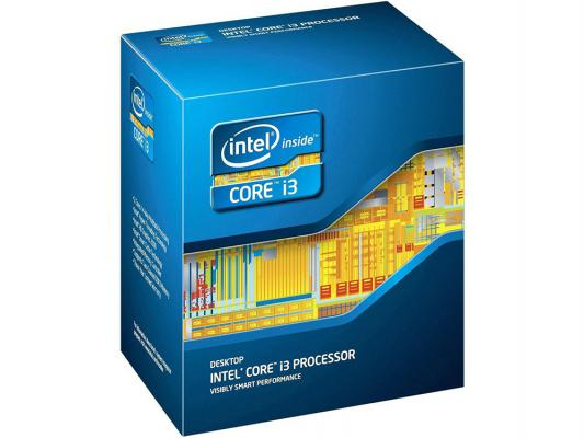 Процессор Intel Core i3-4160 3.6GHz 3Mb Socket 1150 BOX