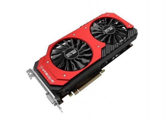 Купить Видеокарты   Видеокарта 4096Mb Palit GeForce GTX980 JETSTREAM PCI-E 256bit GDDR5 DVI HDMI HDCP NE5X980014G2 Retail