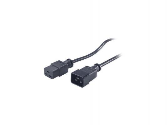 Кабель APC Power Cord Locking C19 to CEE/7 Schuko 3.0м AP8755