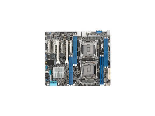 Мат. плата для ПК ASUS Z10PA-D8 Socket 2011-3 C612 8xDDR4 2xPCI-E 16x 4xPCI-E 8x 10xSATAIII ATX Retail