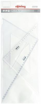Набор Rotring Centro 41 см пластик S0237900 rotring rapid pro metal mechanical pencil