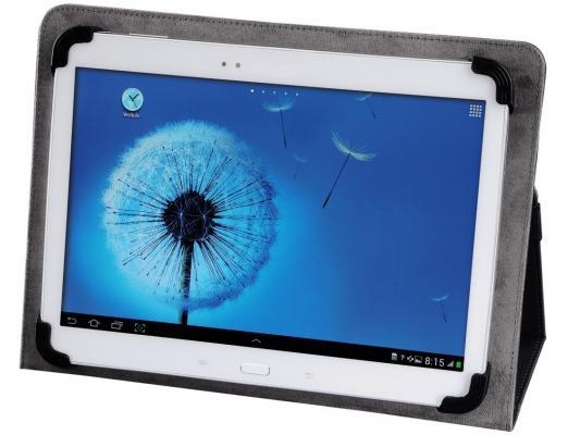 """Чехол HAMA универсальный для планшетов с экраном 8"""" черный 00135502"""