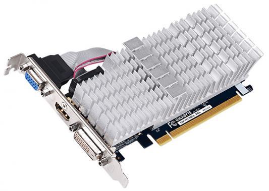 Видеокарта 2048Mb Gigabyte GT730 PCI-E GDDR3 64bit HDMI DVI HDCP GV-N730SL-2GL Retail видеокарта 2048mb gigabyte gt730 pci e gddr3 64bit hdmi dvi hdcp gv n730sl 2gl retail