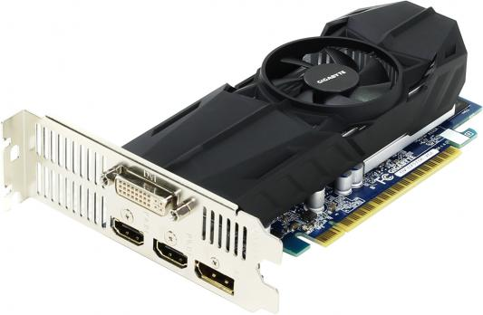 Видеокарта 2048Mb Gigabyte GeForce GTX750Ti PCI-E GDDR5 128bit DVI HDMI DP HDCP GV-N75TOC-2GL Retail