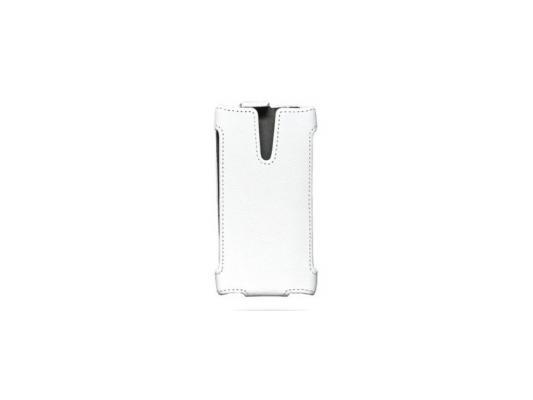 все цены на Чехол-книжка iBox Premium для Sony Xperia Z3 белый