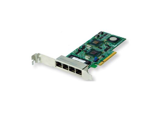 Сетевой адаптер SuperMicro AOC-SG-I4 10/100/1000 Мбит/c PCI-E 4xRJ-45
