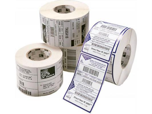 Бумажные этикетки Zebra 800283-205 Z-Perform 1000D 76x51мм бумажные этикетки zebra 3007096 t z perform 1000d 102x152мм