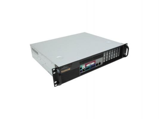 Серверный корпус 1U Supermicro CSE-510-200B 200 Вт чёрный