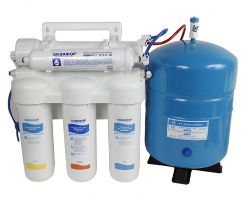 Фильтр для воды Аквафор ОСМО-050-5 исполнение 5