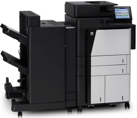 Фото - МФУ HP LaserJet Enterprise flow MFP M830z CF367A ч/б A3 56ppm 1200x1200dpi Duplex Ethernet USB клавиатура